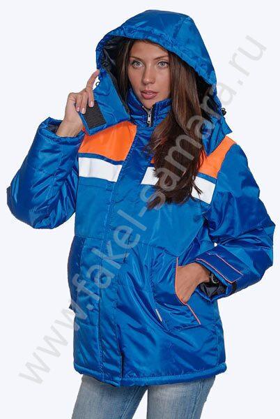 Куртки женские на синтепоне Самара