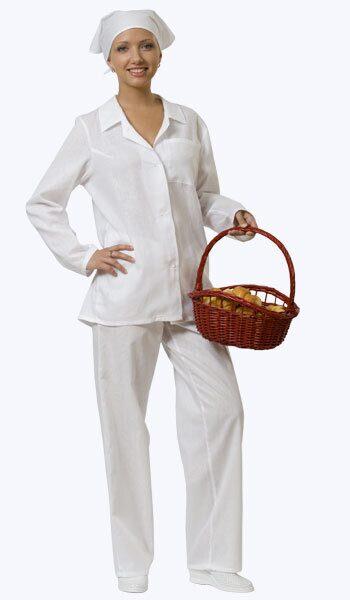 Женские белые костюмы Самара
